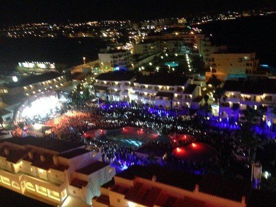 Ushuaia Ibiza Beach Hotel : Vista desde la tower