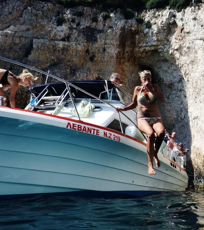 Levante Speedboat Excursions: Time for swim