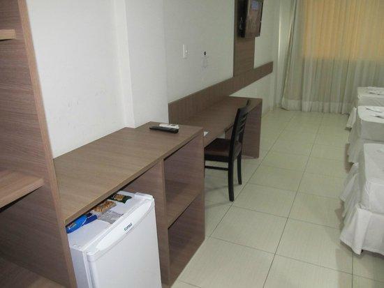 Oasis Hotel: Mobilia
