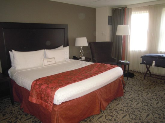 Georgetown University Hotel and Conference Center: elegant room
