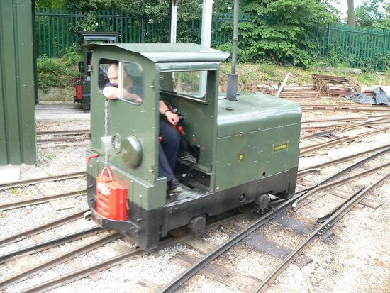 East Anglia Transport Museum: ng loco