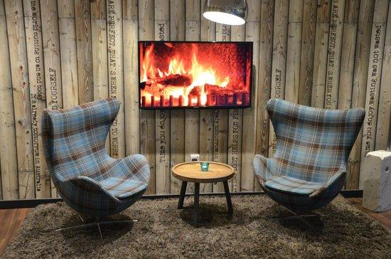 Motel One Edinburgh-Royal: Lobby