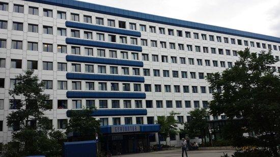 Generator Hostel Berlin Prenzlauer Berg : l'Ostello visto da fuori