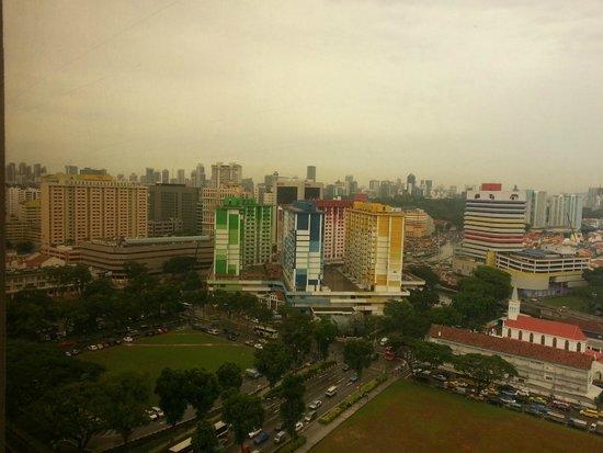 Village Hotel Bugis by Far East Hospitality: View