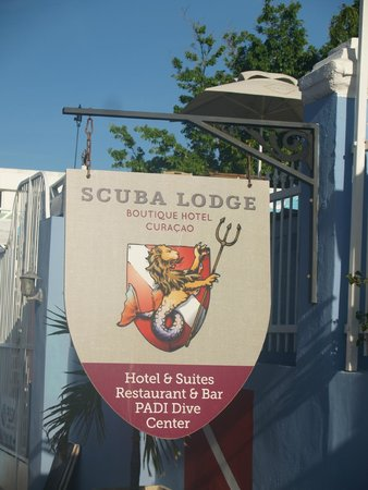 Scuba Lodge & Suites: scuba lodge