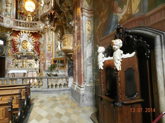 Asamkirche: Удивительная красота.