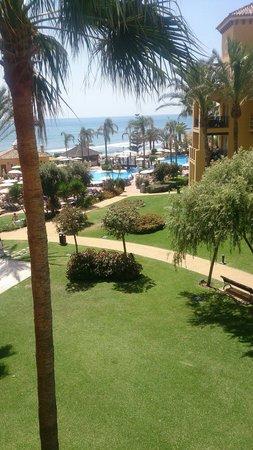 Marriott's Marbella Beach Resort: Sunny day!