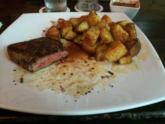 Brauhaus am Markt : Steak!!