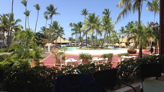Occidental Grand Punta Cana Main pool area