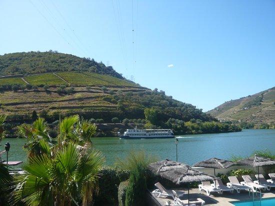 Vintage House Hotel: Vista para o Douro