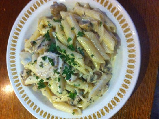 Giuliano's: Made just for me, thanks Louise and chefs! Nothing was a problem!
