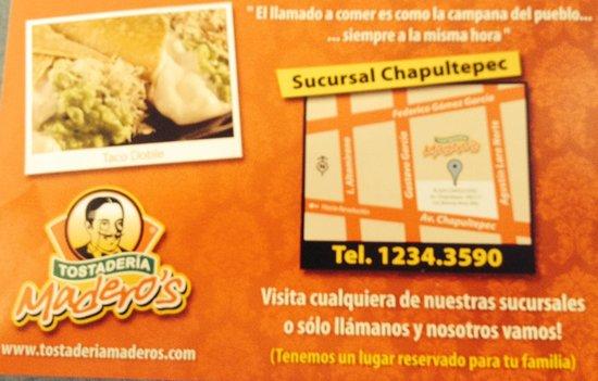 Tostaderia Madero's