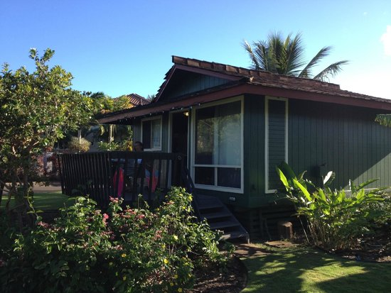 Nona Lani Cottages: Our Cottage #8 at Nona Lani