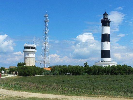 Le phare de chassiron : phare de chassiron