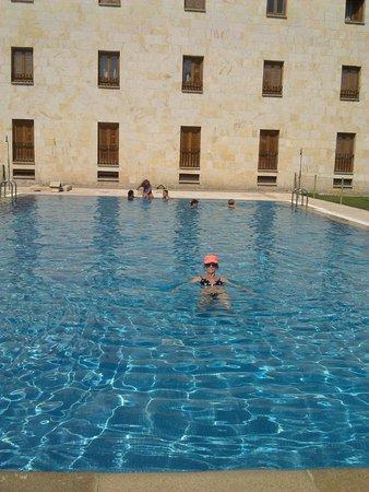Parador de Zamora : piscina