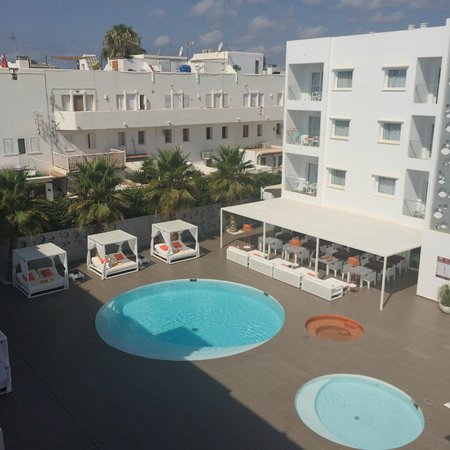 Ibiza Sun Apartments: View from room 132