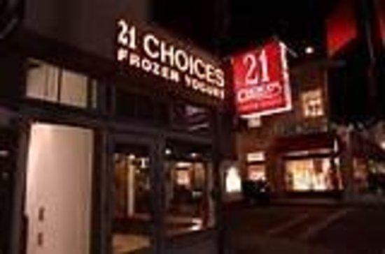 21 Choices