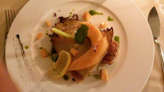 Ristorante Amelie: Magret de canard anis cerises