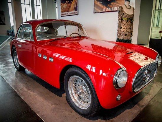 Automobile and Fashion Museum : Maserati