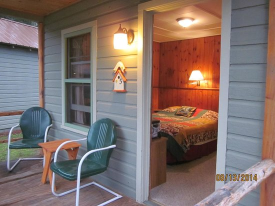 Pine Tree Motel & Cabins : Cabin