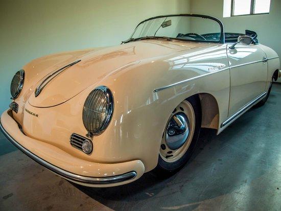Museo Automovilistico y de la Moda: Porsche
