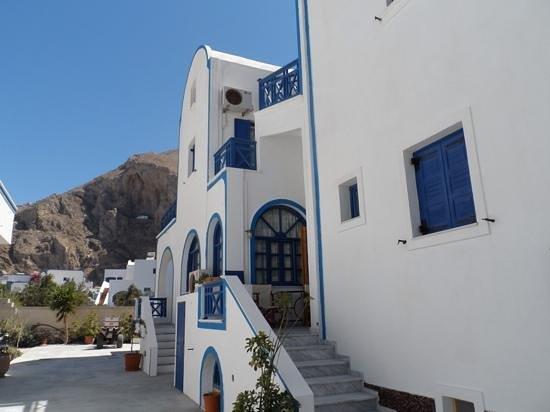 Aretousa Villas: villa exterior