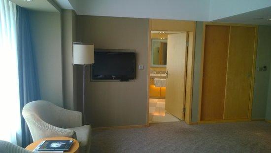 Kempinski Hotel Dalian: TV