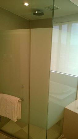 Kempinski Hotel Dalian: Shower