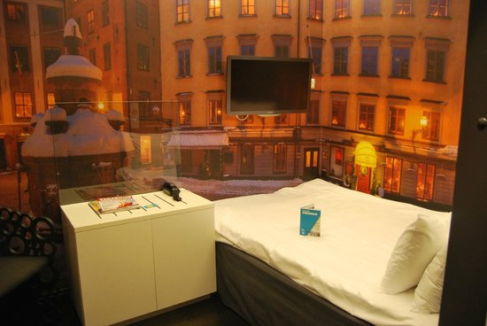 Hotel C Stockholm : Room 556 - without window but very nice