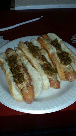 Blackie's Hotdog Stand