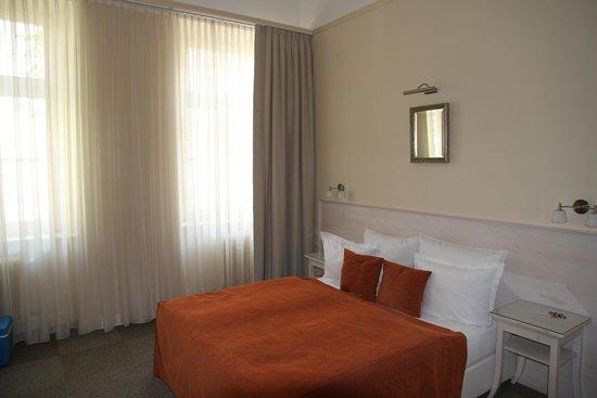 Unitas Hotel: Chambre