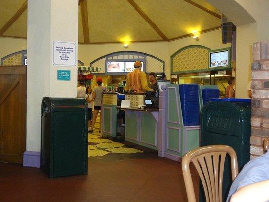 Disney's Port Orleans Resort - French Quarter : Food Court