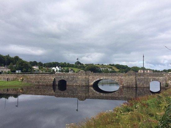Greenway Bicycle Hire : Newport bridge!
