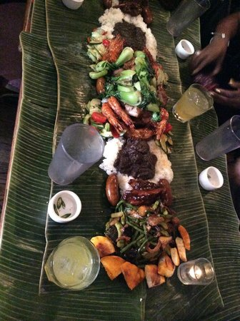 Photo of Filipino Restaurant Jeepney at 201 First Avenue, New York, NY 10003, United States