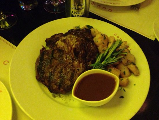 Couqley: More mouthwatering steak