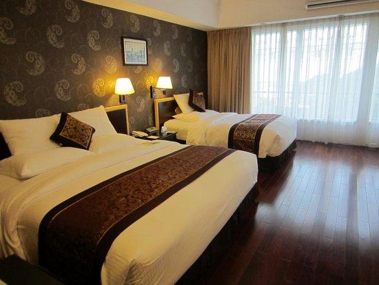 Rex Hotel: Hotel-room