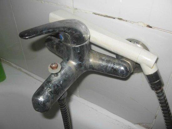 Caribbean World Borj Cedria: łazienka