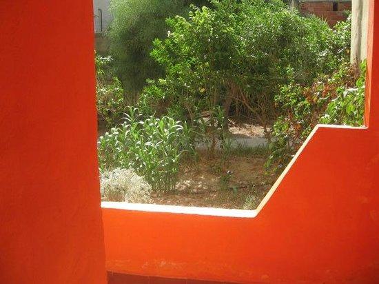 Caribbean World Borj Cedria: widok z okna
