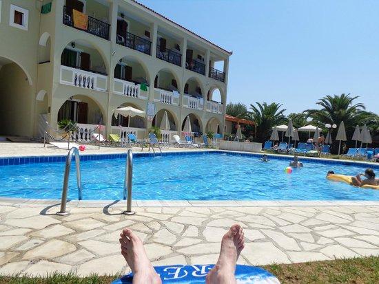 Pallas Hotel: Basen Hotelu Pallas