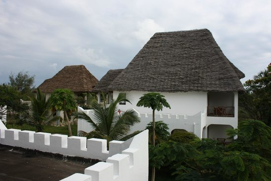 Uroa Bay Beach Resort : Bungalows