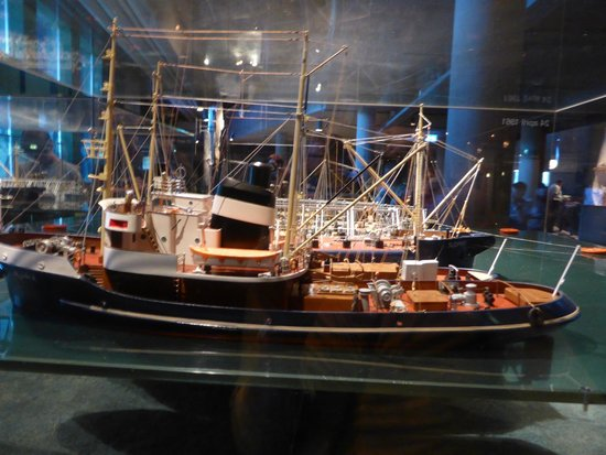 Vasa Museum: exhibit