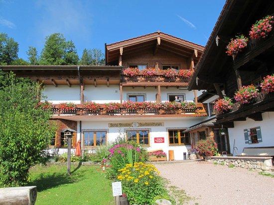 Alpenhotel Hundsreitlehen: esterno