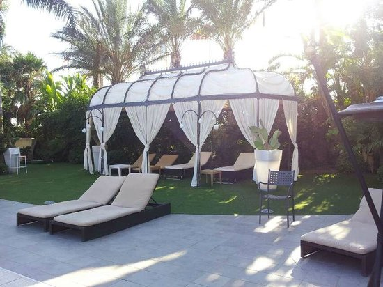 Visir Resort and Spa : gazebo