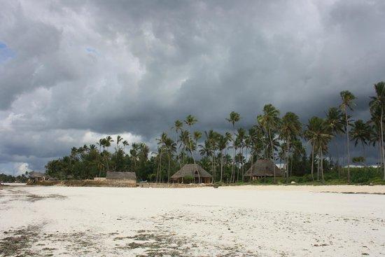 Uroa Bay Beach Resort : zona playa