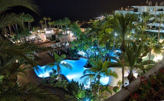 Hotel Jardin Tropical: Entorno