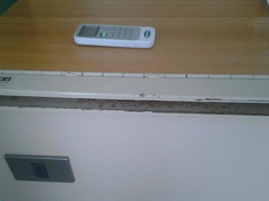 Orsa Maggiore : particolare camera 108