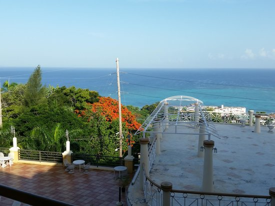 Grandiosa Hotel: Beautiful view