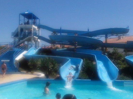 Hotel Cristal Praia Resort & Spa: Mariparque