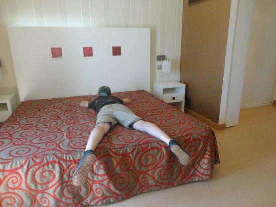 Hotel Cristal Praia Resort & Spa: Quarto