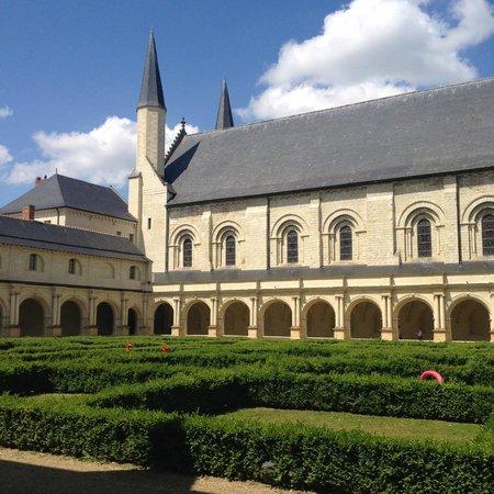 Abbaye Royale de Fontevraud : abbaye